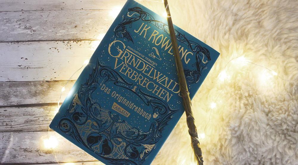 bookstagram-fotografie-grindelwalds-verbrechen-flatlay
