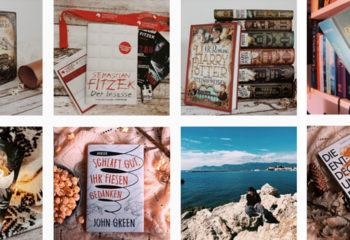 Bookstagram Fotos machen: Bücher richtig in Szene setzen