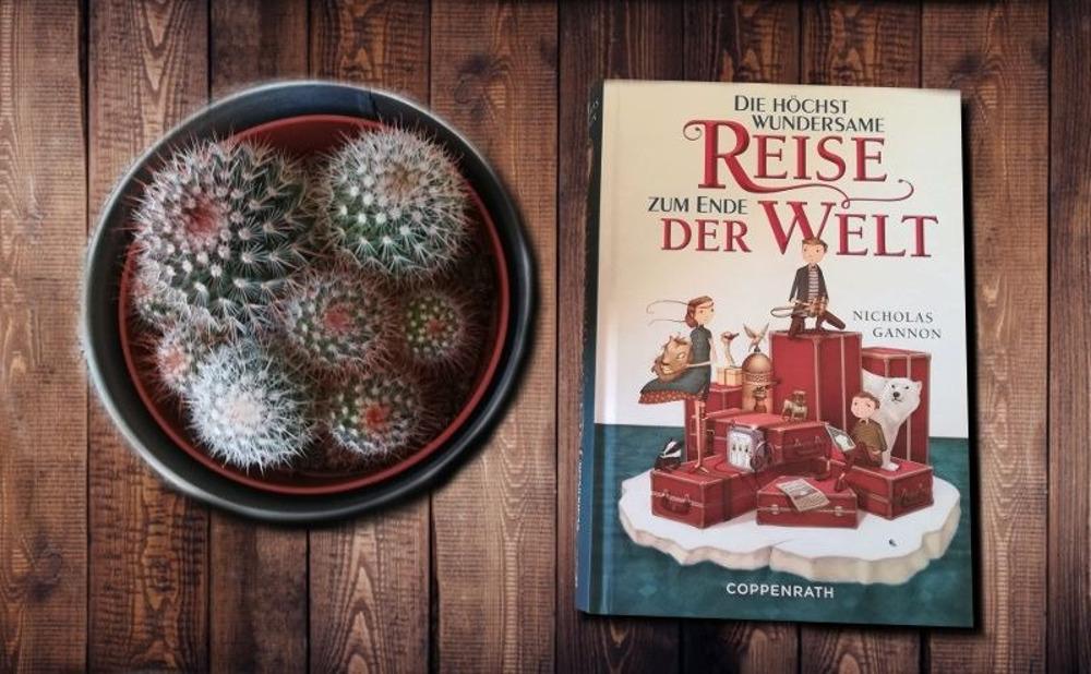 Buch Rezension: Die höchst wundersame Reise zum Ende der Welt von Nicholas Gannon