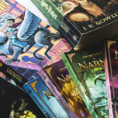 Harry Potter Covers Around The World