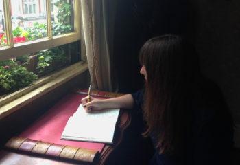 Schreibprozess Update #1