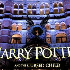 Buch Rezension: Harry Potter und das verwunschene Kind von Joanne K. Rowling, Jack Thorne, John Tiffany