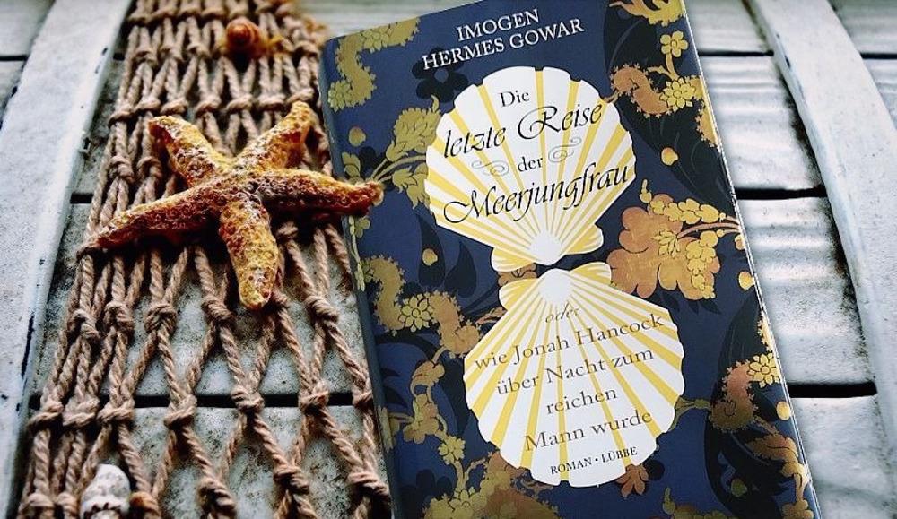 Buch Rezension: Die letzte Reise der Meerjungfrau von Imogen Gowar