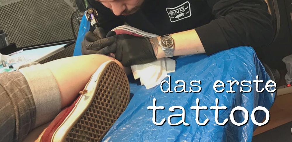 Erstes Tattoo – Erfahrungen & Wissenswertes