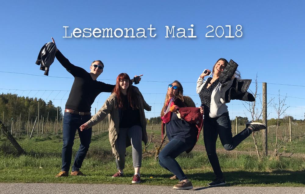 Lesemonat Mai 2018: Hej, Schweden!