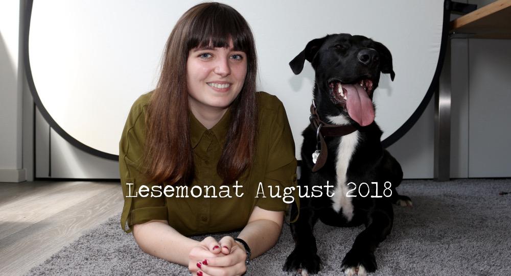 Lesemonat August 2018: Endspurt
