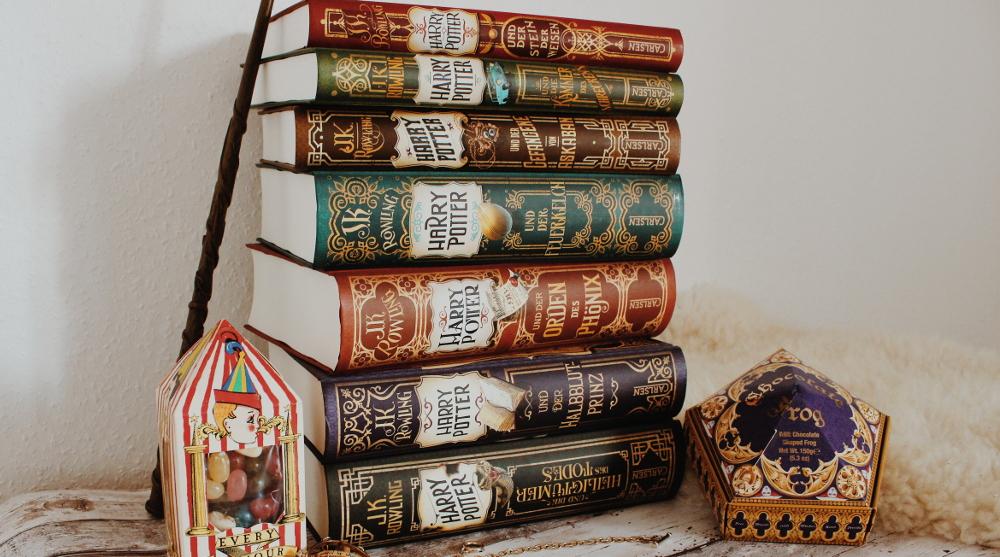 Harry Potter und der Stein der Weisen Neuausgabe | Gewinnspiel