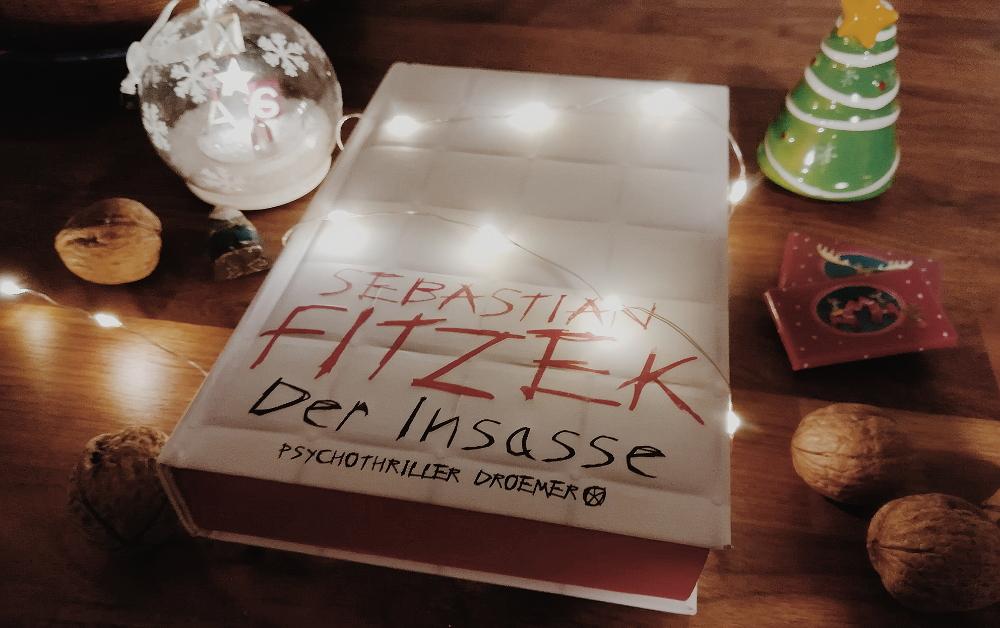 Buch Rezension: Der Insasse von Sebastian Fitzek