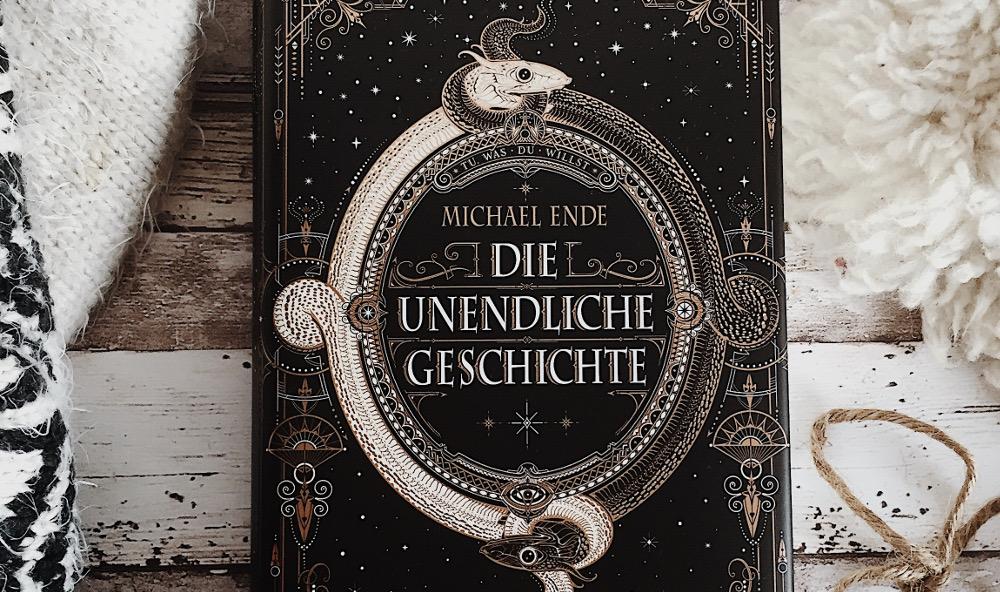 Buch Rezension: Die unendliche Geschichte von Michael Ende