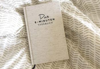 Buch Rezension: Das 6-Minuten-Tagebuch