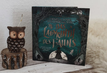 Buch Rezension: Das Labyrinth des Fauns von Cornelia Funke und Guillermo Del Toro