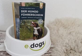 Buch Rezension: Der Hundeführerschein: Sachkunde – Basiswissen und Fragenkatalog